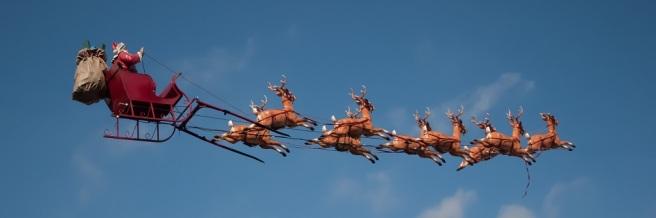 Santa's Sleigh (1)